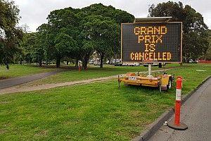VÍDEO: A queda de braço das equipes no cancelamento da F1 na Austrália