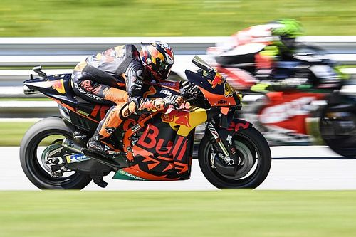 """Espargaró quer comparar evolução da KTM contra Márquez: """"Estamos rápidos, mas o melhor do grid não está aqui"""""""