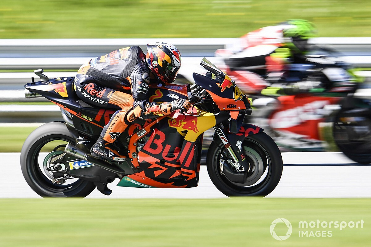 Pol Espargaro keen to compare KTM against Marc Marquez