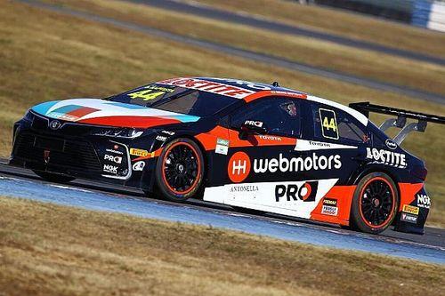 Bruno Baptista lidera segundo treino da Stock Car em Londrina