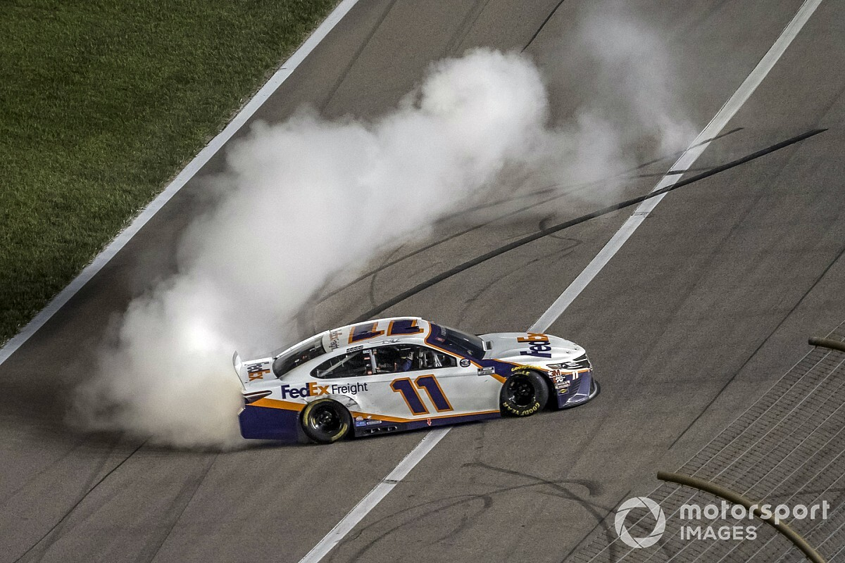 Does Hamlin have 'that perfect blend of experience and talent?'