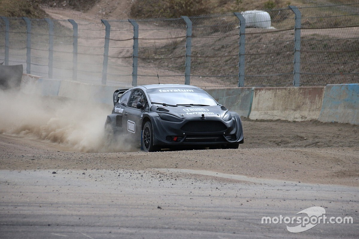 Former WRC driver Paasonen establishes World RX team