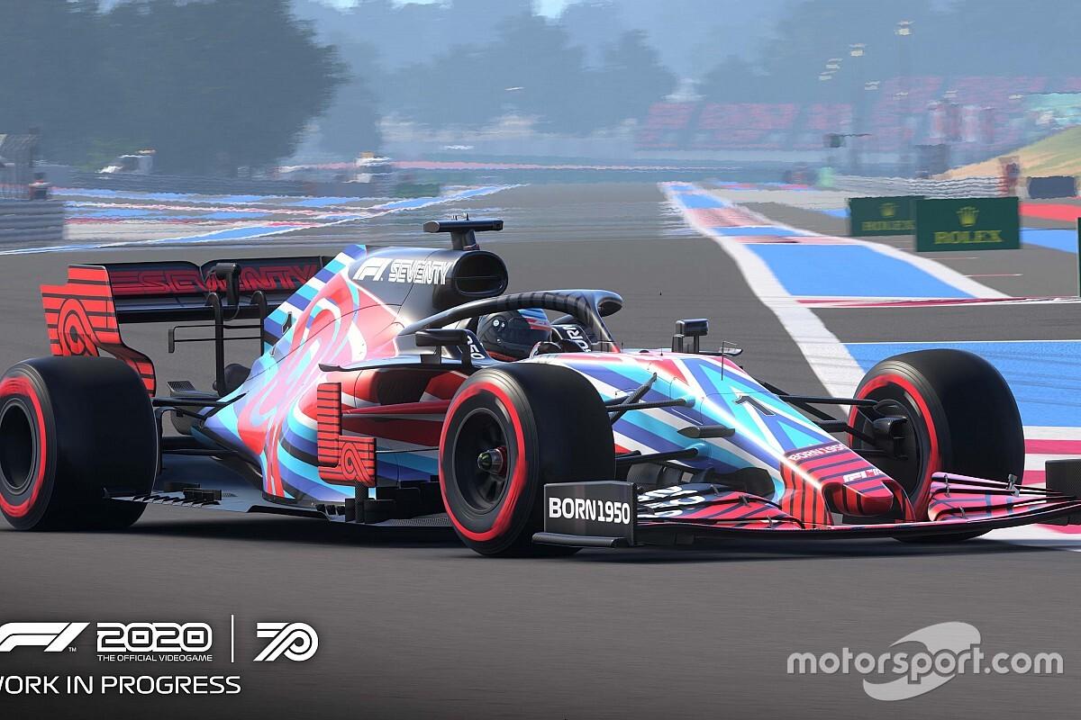 F1 2020: itt vannak az első gameplay videók a játékról