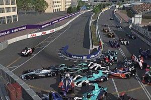 Formula E: Wehrlein vince anche l'E-Prix di Hong Kong virtuale