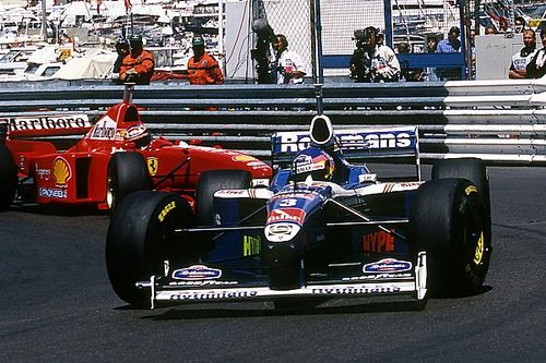 Why Villeneuve failed to repeat his father's Monaco success
