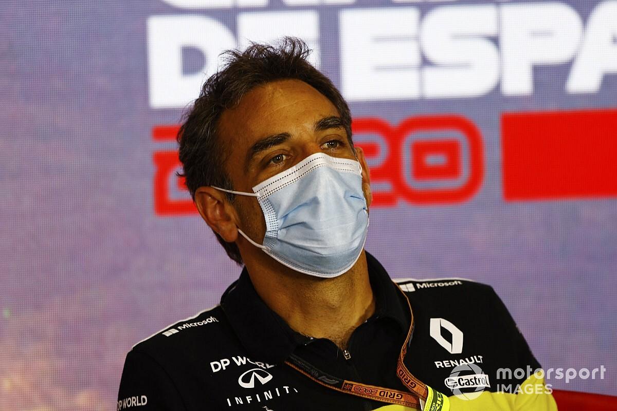 """Renault: """"Nerede kaybettiğimizi biliyoruz"""""""