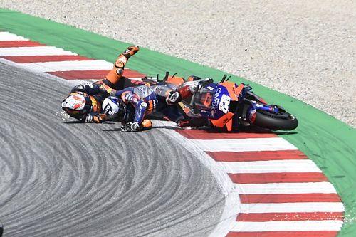 MotoGP: nessuna sanzione per Pol Espargaro e Oliveira