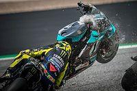 """罗西:""""恐怖""""撞车说明MotoGP车手激进过头"""