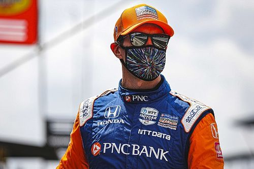 Indy 500 practice: Dixon tops opening session for veterans