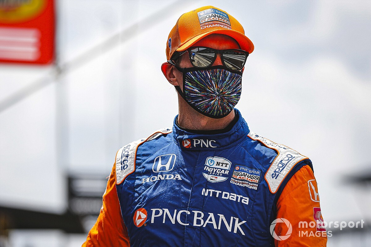 Indy 500 Practice: Dixon on top in opening session for veterans