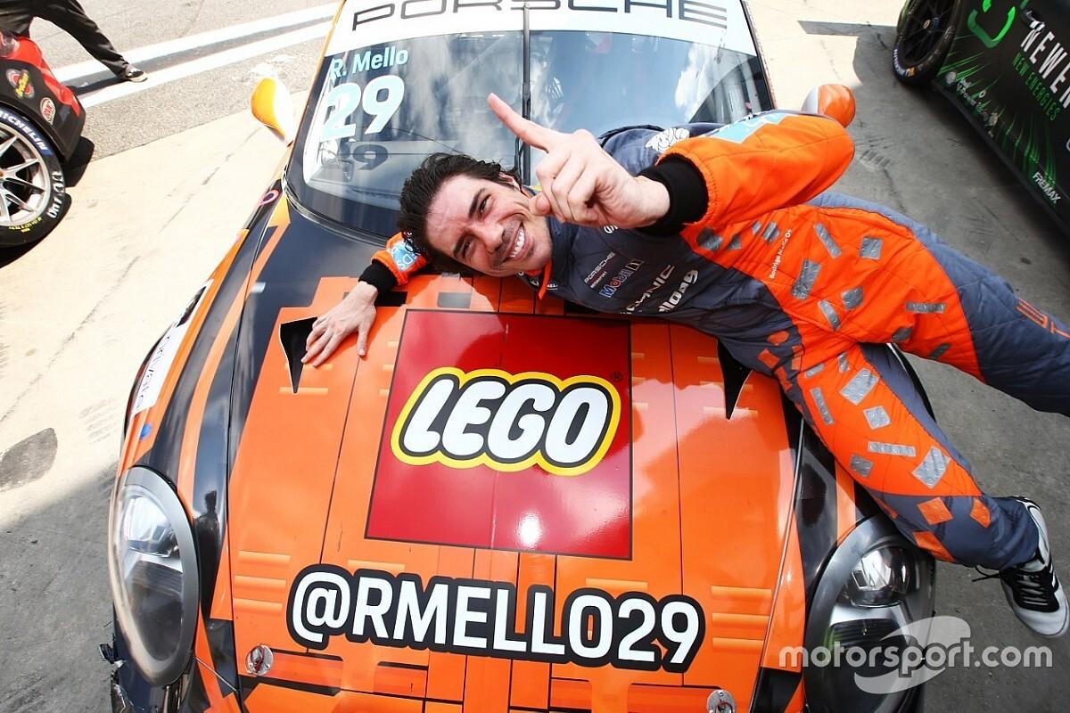 Porsche retoma atividades com Rodrigo Mello e LEGO na mira dos rivais