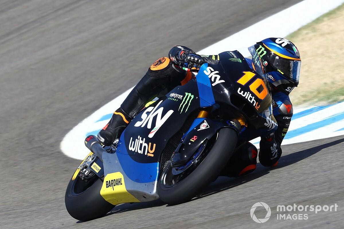 Moto2, Jerez: Marini senza avversari, ma Nagashima sorride
