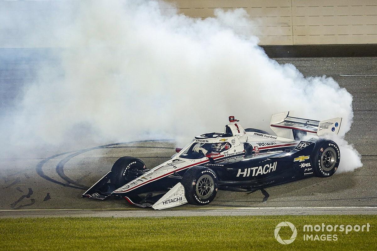 IndyCar Iowa-Rennen 2: Josef Newgarden cruist zum ersten Saisonsieg