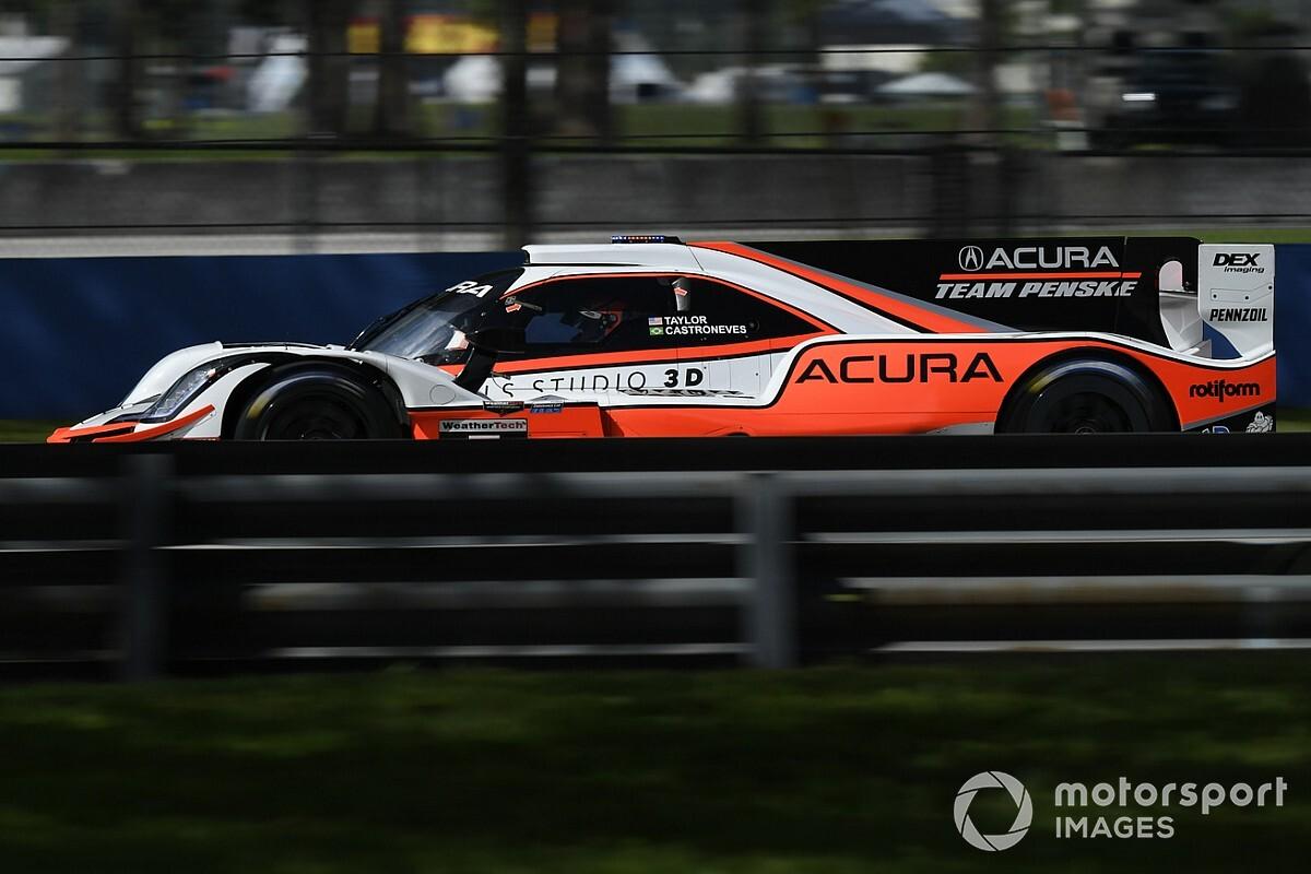 IMSA Road America: Acura Team Penske back on top in FP1