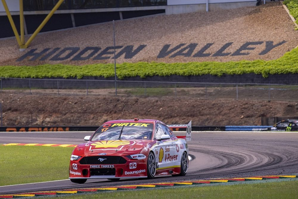 Supercars Darwin Triple Crown Diperpanjang Tiga Hari
