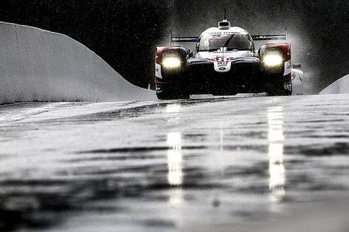 """24H du Mans : les risques de pluie """"sont très forts"""""""