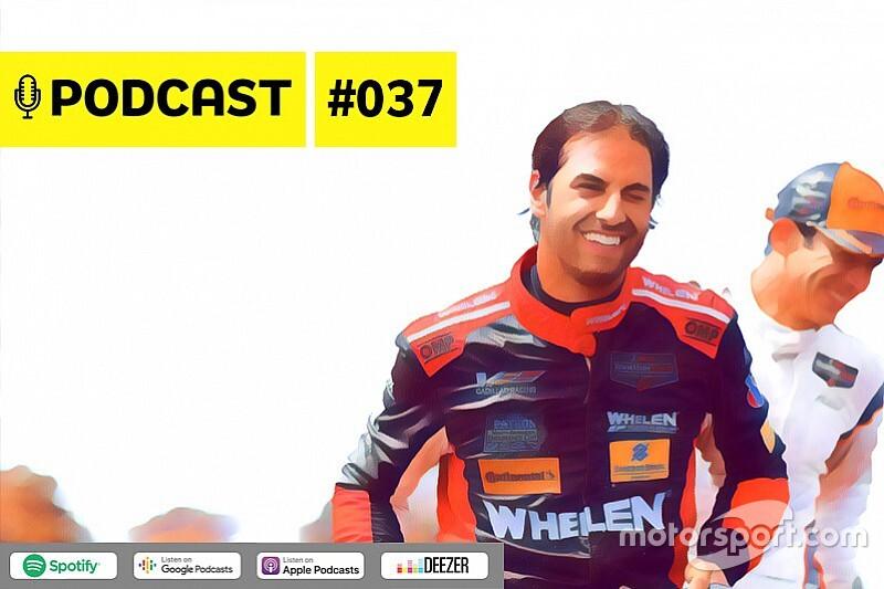 Podcast #037 - Há vida feliz no automobilismo fora da Fórmula 1?