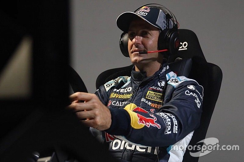 Whincup ramps up Eseries testing