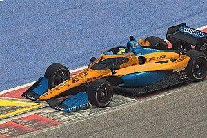 Norris megerősítette, rajthoz áll a szombati virtuális IndyCar-versenyen