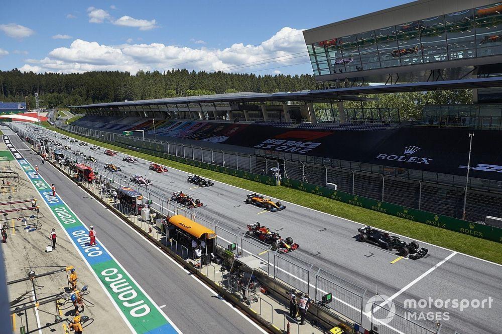 ¿Por qué la segunda fecha en Austria se llama Gran Premio de Estiria?