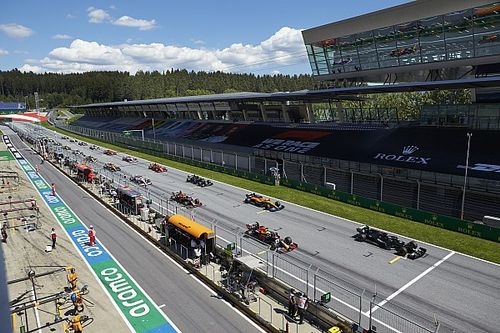 Formula 1 set for 23-race calendar in 2021
