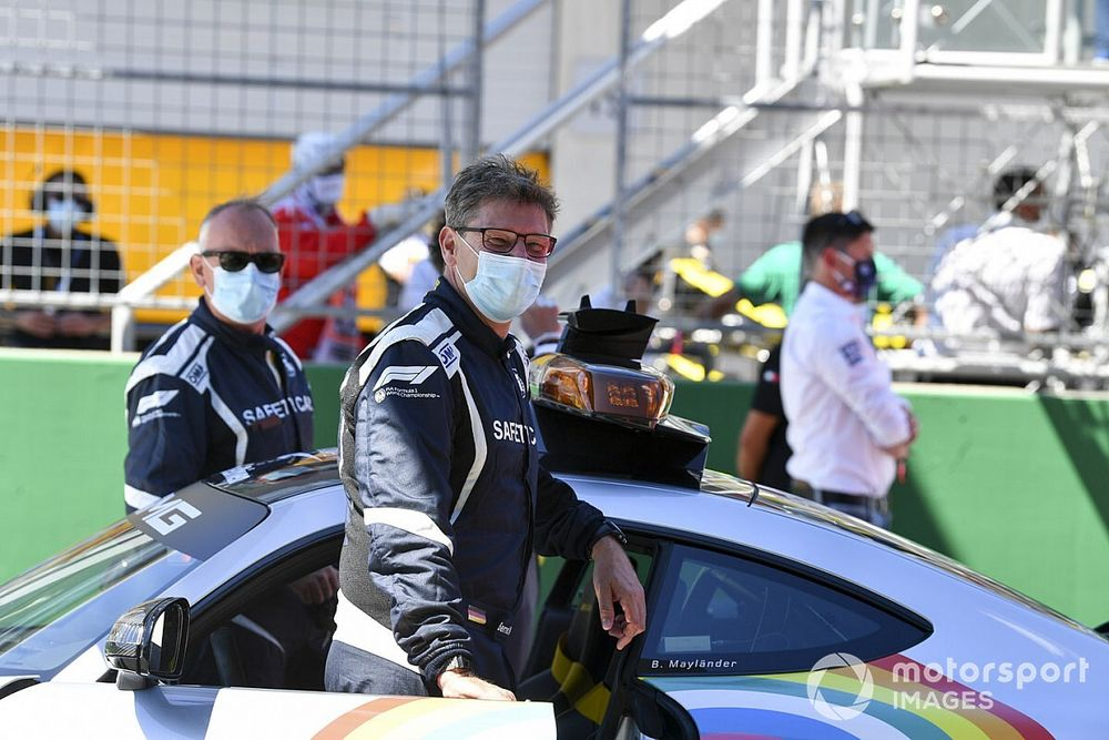 "F1仕事の流儀:セーフティカードライバー編「""慣れ""は禁物。常に高い集中力が必要」"