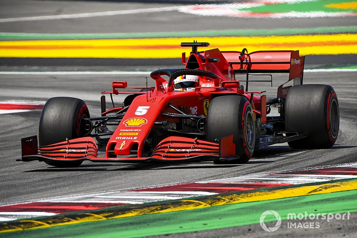 """Vettel: """"Zijn van beide kanten dingen verkeerd gegaan"""""""