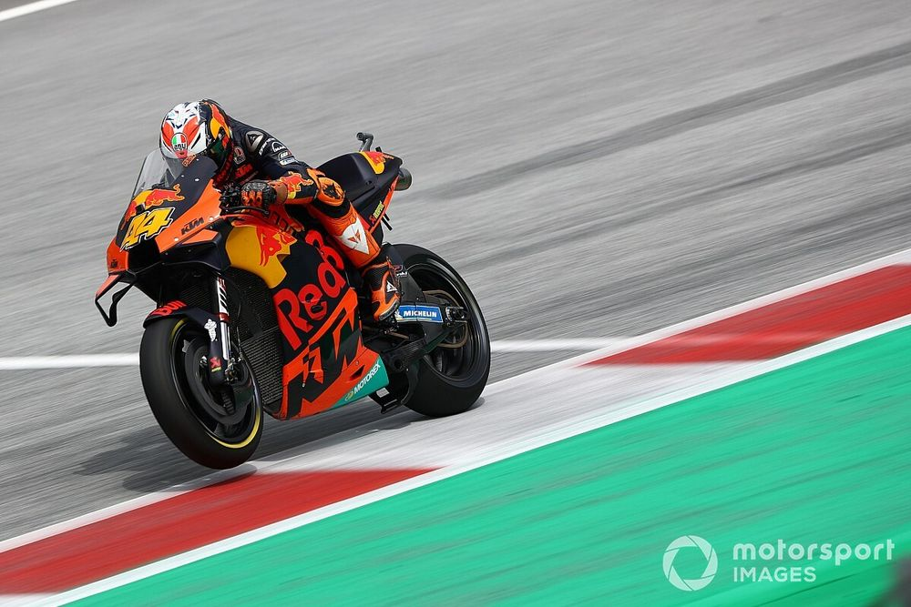 Steiermark MotoGP: Espargaro, kendisinin ve KTM'in ilk pole pozisyonunu aldı!