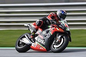 MotoGP, Le Mans, Libere 1: il bagnato esalta Smith e Aprilia