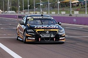 Darwin Supercars: Pye fastest in first practice