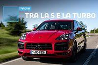 Porsche Cayenne GTS Coupé, la prova su strada del V8 da 460 CV
