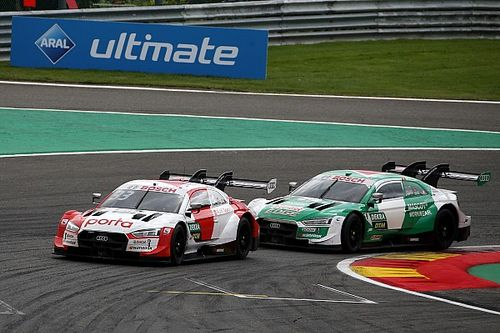 DTM: Rast punito per il Push-To-Pass, Gara 2 di Spa va a Muller