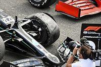 ¿Por qué Mercedes no paró a Hamilton al final del GP de Gran Bretaña?