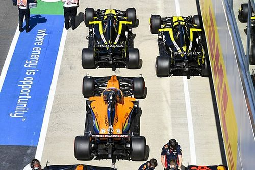 El duelo entre compañeros en clasificación tras Silverstone