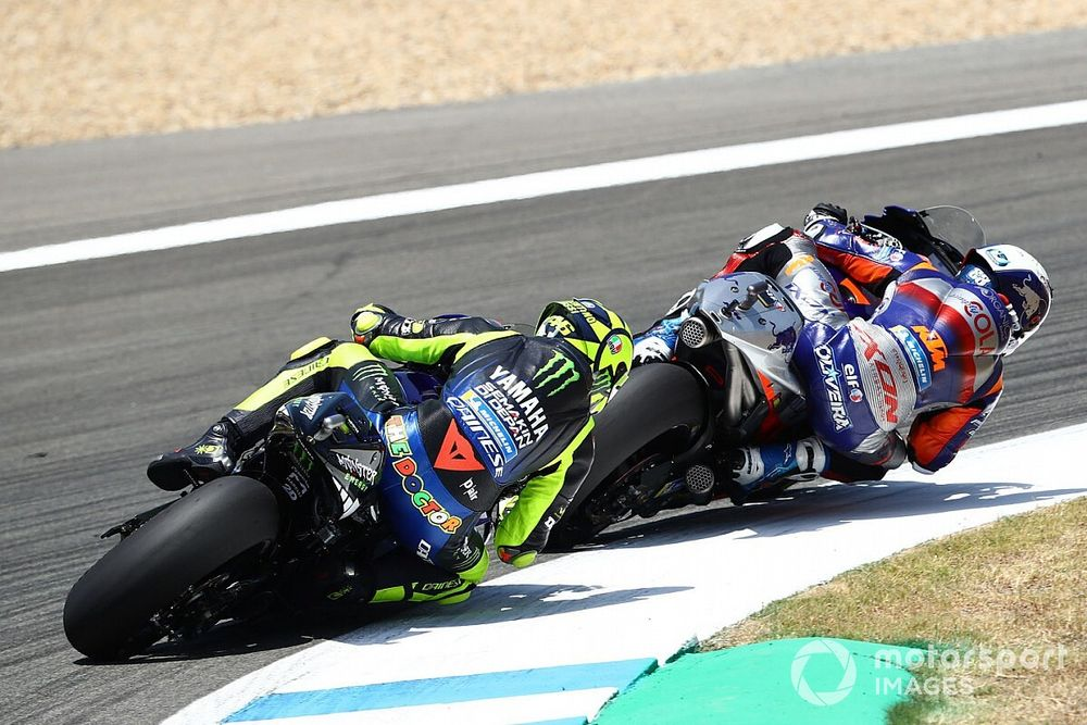 """Rossi: """"Quartararo, Viñales y Dovi tienen una gran oportunidad de luchar por el título"""""""