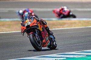 Binder: MotoGP-rijders zijn geen superhelden