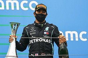 """Massa analisa Hamilton: """"Tem bom coração, mas não é 100% feliz"""""""