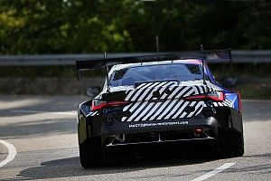 BMW M4 GT3 racer for 2022 rolled out