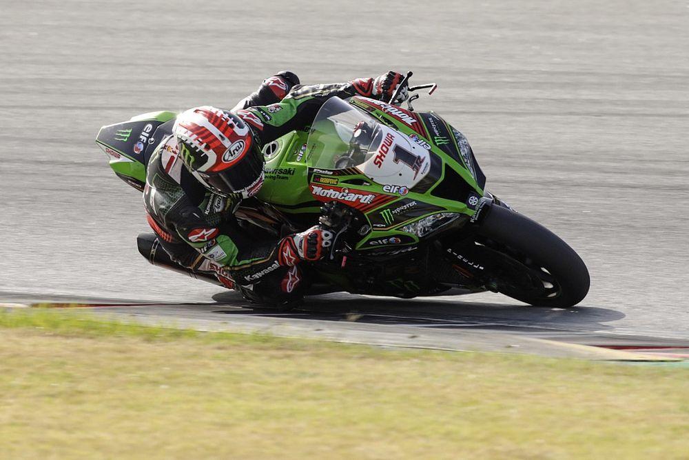 Rea leads Redding in Barcelona World Superbike test