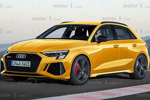 2021 Audi RS3 Sportback: This Is What It Could Look Like
