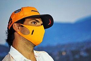Sainz nem aggódik, és nem arra koncentrál, hogy mi zajlik jelenleg a Ferrarinál
