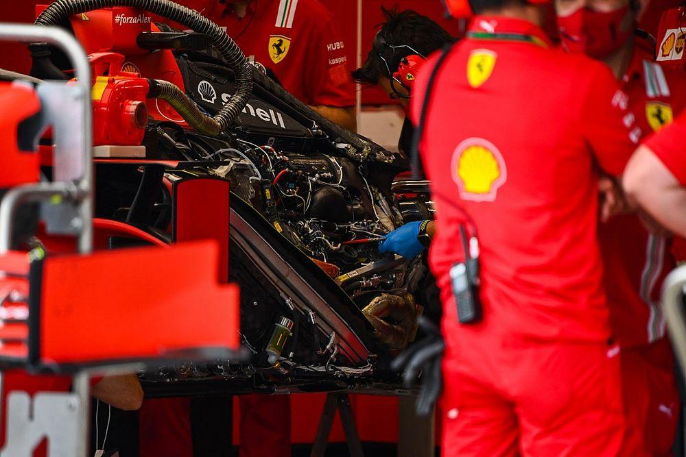 Ferrari'nin 2022'de kullanacağı güç ünitesiyle alakalı önemli detaylar ortaya çıktı