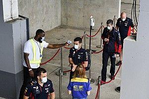 Fórmula 1 registra un nuevo caso de COVID-19 en la última semana