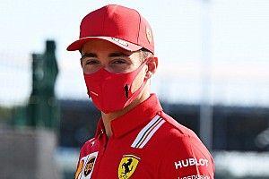 Ferrari: Leclerc időmérős teljesítménye tekintélyt parancsoló volt