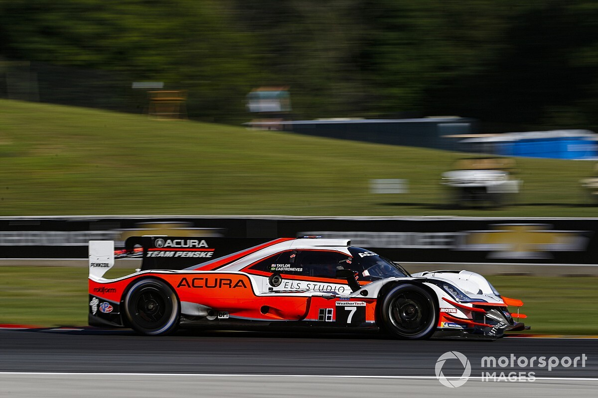 IMSA Road America: Acura Team Penske back on top in FP1