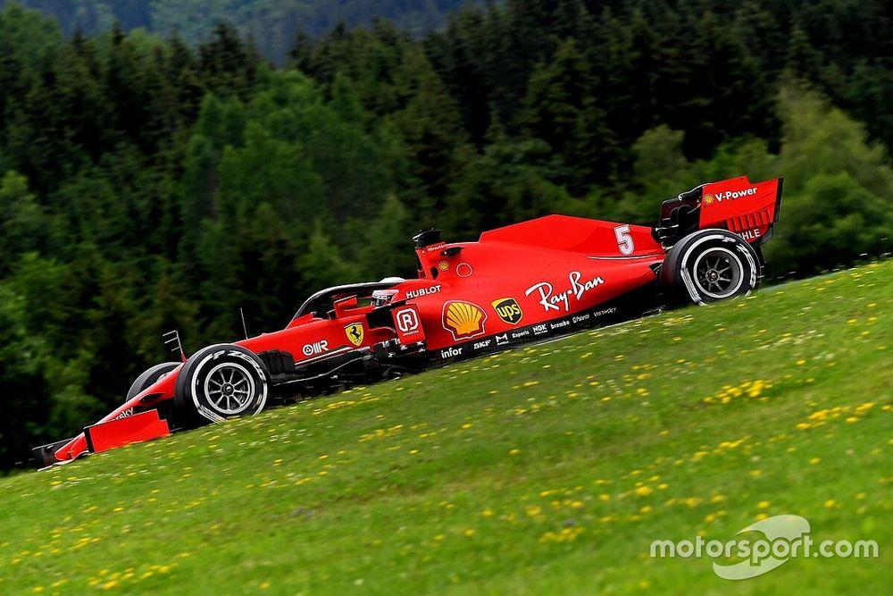Феттель: Ferrari заслужила свое нынешнее положение