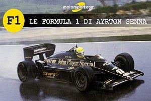 Video: tutte le Formula 1 di Ayrton Senna