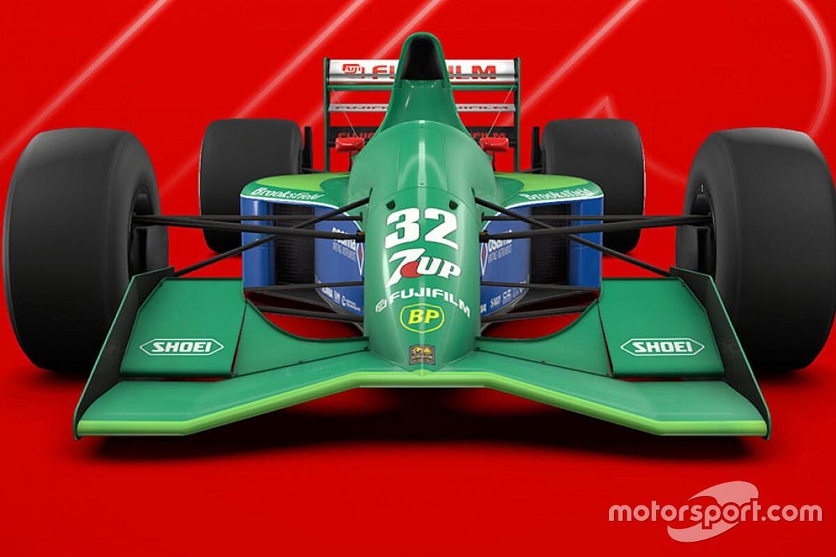 Машины Шумахера и своя команда. Новая версия официальной игры Формулы 1