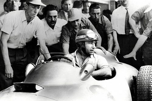 El ganador de la pole del GP de México recibirá un casco de Fangio