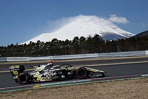 Gallery: Super Formula presses on with Fuji test